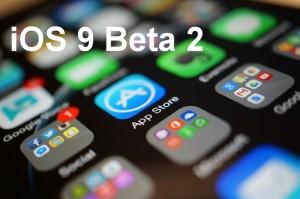 ios9 beta 2 download test