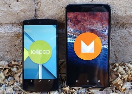 Android M test su LG Nexus 5