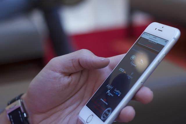 iPhone rete wifi