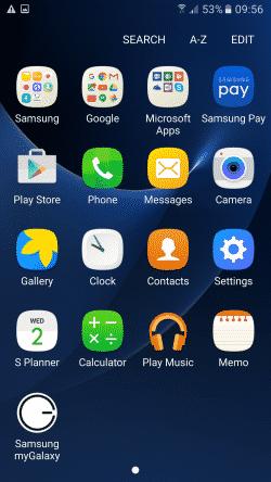Rimpicciolire elementi schermo Android con il Display Scaling e Consended