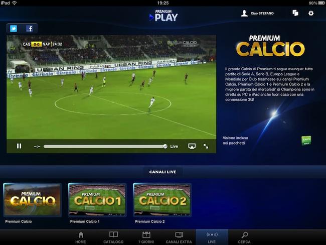 dove vedere partite in streaming