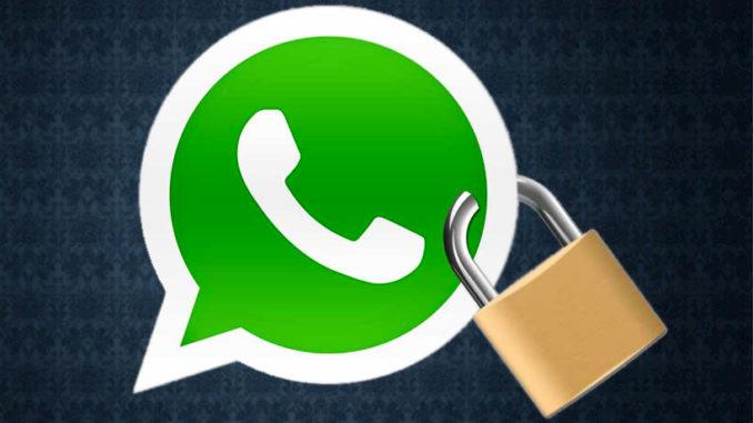 bloccare numero whatsapp