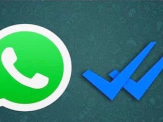 Togliere spunta blu whatsapp