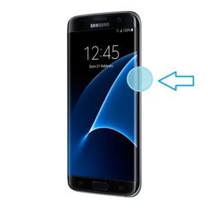 come riavviare Samsung S7